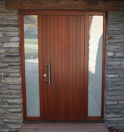 Entrance Front Doors Door Outside Single Front Door With One Sidelight Images