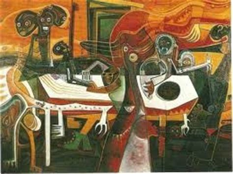biography artist leroy clarke 17 best images about trinidadian painters on pinterest
