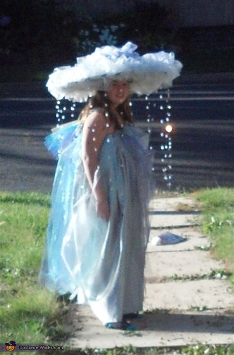 rain cloud costume photo