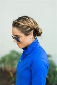 best haircuts for running 21 hairstyles to use when you re going on a run