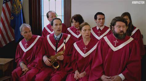 gif choir sax church choir animated gif  gifer