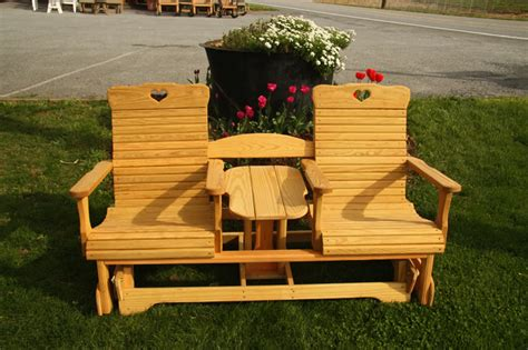 glider porch swing wood gliders and wood porch swings chambersburg pa