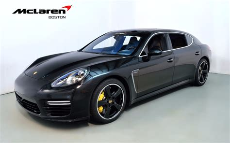 porsche panamera exclusive 2016 porsche panamera exclusive turbo executive for sale