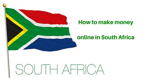 How To Make Small Money Online - how to make money online from south africa small online business opportunity