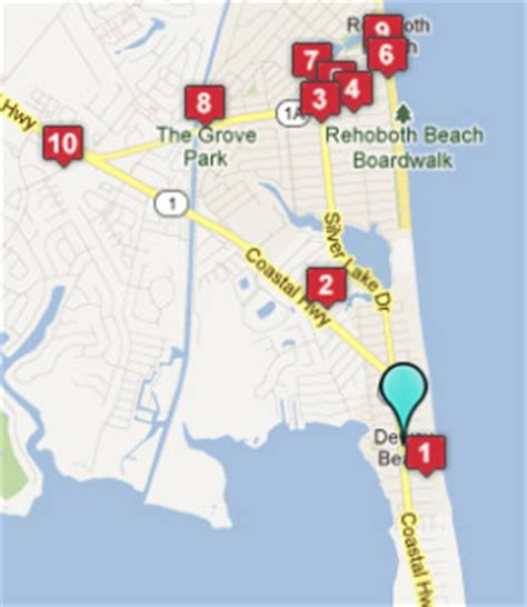 dewey beach de hotels motels   discounts