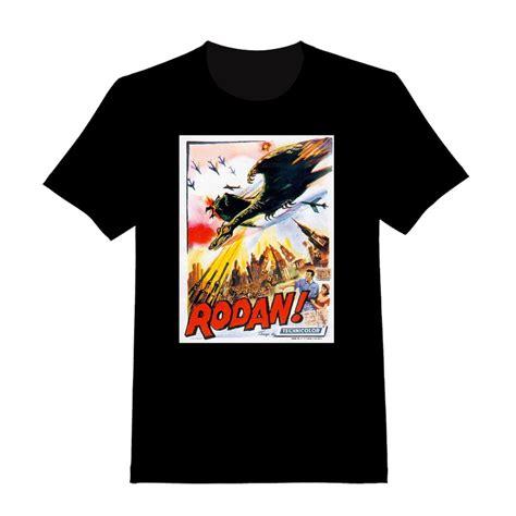 T Shirt Custom Swalla rodan custom youth godzilla t shirt 054 ebay