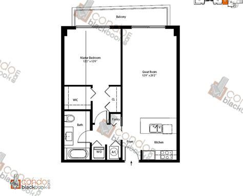 gallery floor plans gallery unit 1403 condo for sale in edgewater miami condos condoblackbook
