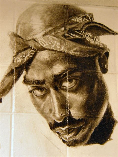 Tupac Wall Mural school mural 2pac by deadhead16mb on deviantart