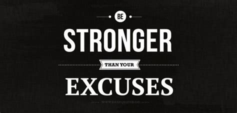 stop using fitness excuses it s time to get fit and healthy
