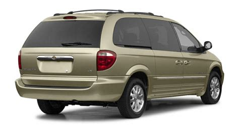 Chrysler Town And Country 2002 by 2002 Chrysler Town Country Overview Cars
