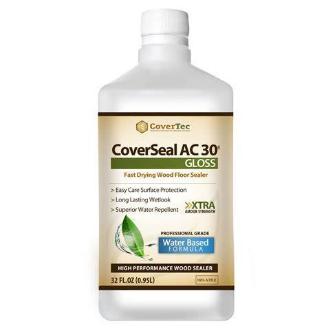 CoverSeal AC30 Wood Floor/Laminated, H/Gloss Sealer