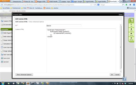 tutorial html form submit joget workflow tutorial form tutorial 1 how to remove