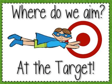 printable common core learning targets learning target clip art classroom kindergarten common