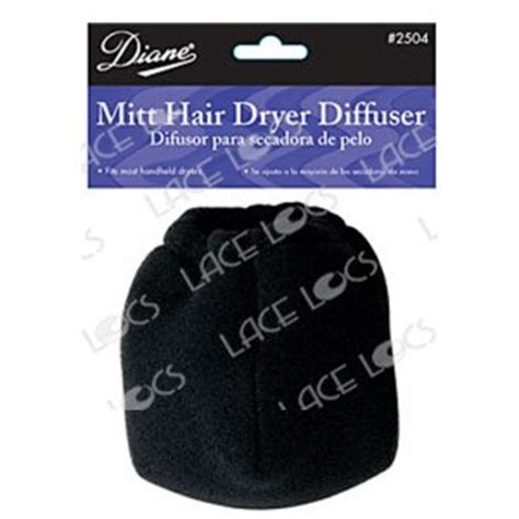Hair Dryer Diffuser Mitt mitt hair dryer diffuser