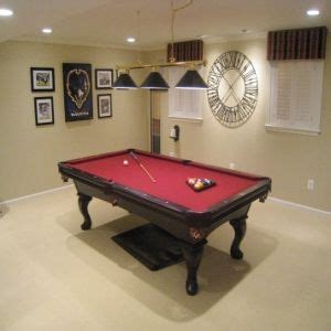 id馥 am駭agement salon cuisine decoration billard decoration pool dining table awesome