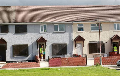 houses to buy belfast belfast homes gutted by bonfire cost 163 90 000 to repair