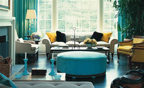 aqua curtains living room tara free interior design principles of design rhythm