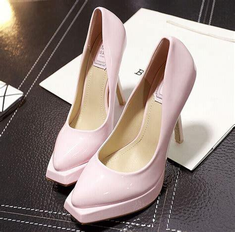 size 4 high heels size 4 8 high heels pumps pink wedding