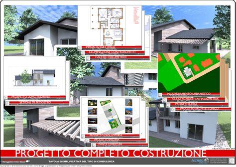 casa progetto progetto completo costruzione