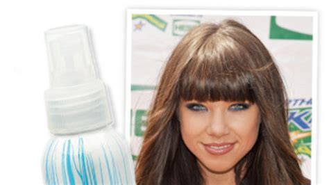 carly hairstyl wideo carly rae jepsen s stylist on the best bangs for your face