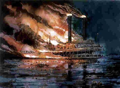 sinking ship vapors ann annis and the sinking sultana civil war women