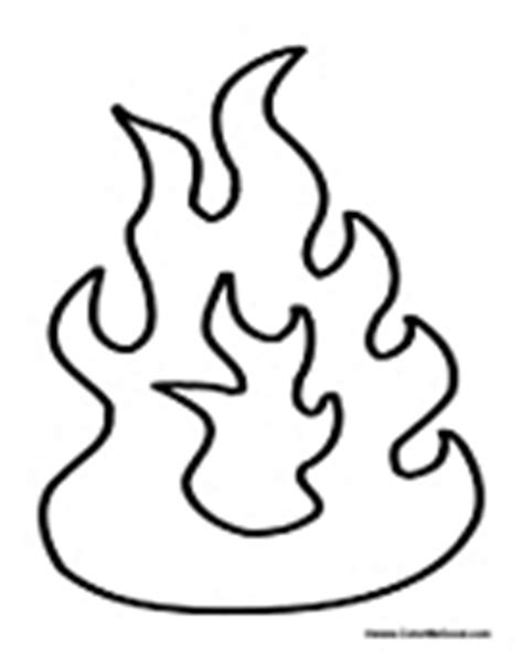 Fire Flame Coloring Pages Printable Coloring Pages Coloring Pages Of Flames