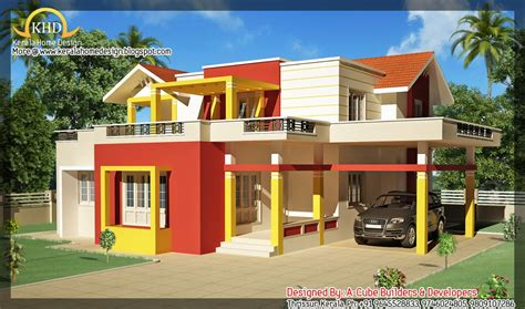 house plans 2000 square feet kerala house exterior elevation 2000 sq ft kerala home