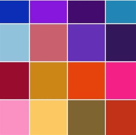 twitter color every color everycolorbot twitter