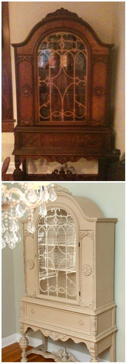 chalk paint inspiration salvaged inspirations before after chalk painted china