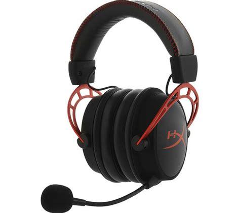 Hyperx Cloud Gaming Headset hyperx cloud alpha gaming headset deals pc world