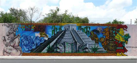 imagenes aztecas graffiti arte callejero taringa