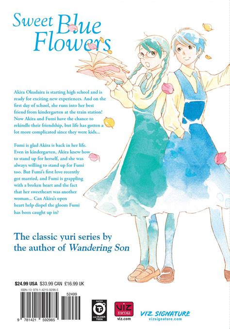 flowers the gates volume 1 books sweet blue flowers vol 1 book by takako shimura
