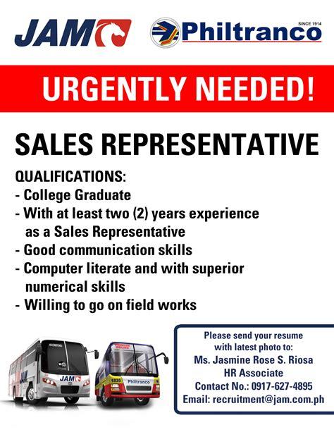 jobs philtranco