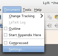 book layout lyx getting started with docbook using lyx unsolicited but