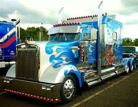 25 best images about kenworth w900 on pinterest semi