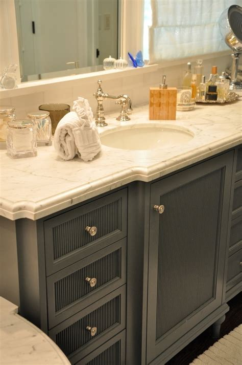favorite trend gray in the bathroom design