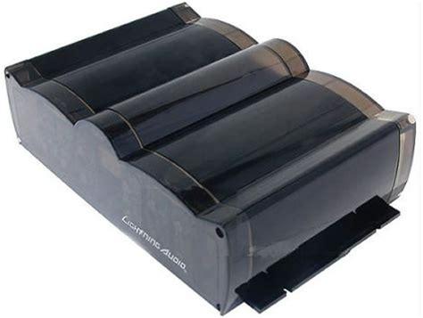 lightning audio 5 farad capacitor lightning audio scc1 50 farad carbon capacitor