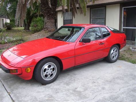 automobile air conditioning service 1988 porsche 924 parental controls purchase used 1988 porsche 924s in bradenton florida united states for us 4 500 00