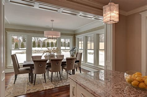 dream dining room 2013 parade of homes quot dream home quot edina mn traditional