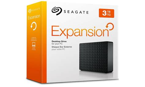 Seagate Expansion 3tb Usb 3 0 3 5 seagate 3tb expansion 3 5 czarny usb 3 0 dyski