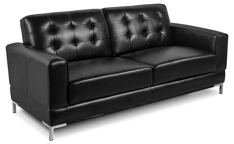 leather like sofa myer leather like fabric sofa and loveseat black