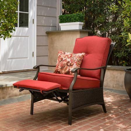 homes  gardens providence outdoor recliner