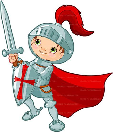 chambre enfant chevalier stickers chevalier pe pour chambre d enfant vente sticker