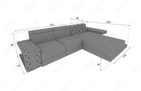 mini divano divano imperial mini con illuminazione a led nativo italia