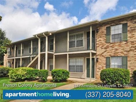 one bedroom apartments lafayette la french colony apartments lafayette la apartments