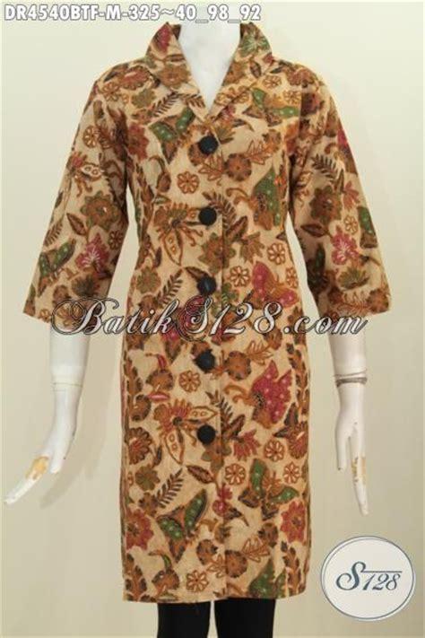 Baju Korpri Wanita Furing Size pakaian dress modern kerah langsung kwalitas premium baju batik wanita muda desain mewah