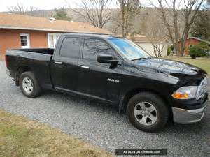 2010 dodge ram 1500 st crew cab 4 door 4 7l