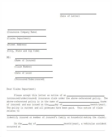 44 Demand Letter Exles Sle Templates Insurance Demand Letter Template