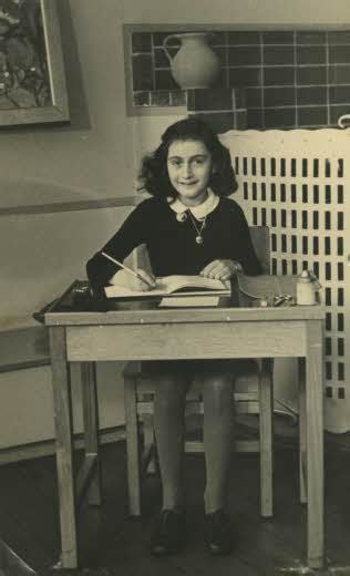 anne frank house biography anne frank s diary now has co author extended copyright