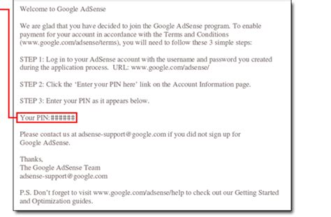 adsense request new pin how to verified google adsense address with or without